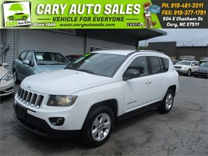 Picture of a 2014 JEEP COMPASS SPORT
