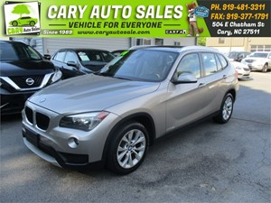 Picture of a 2014 BMW X1 XDRIVE28I