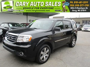 Picture of a 2015 HONDA PILOT TOURING