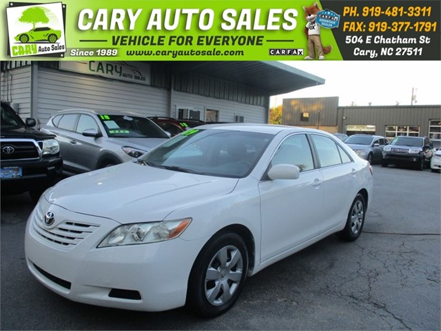 TOYOTA CAMRY LE in Cary