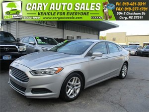 Picture of a 2014 FORD FUSION SE