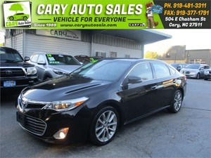 Picture of a 2014 TOYOTA AVALON XLE TOURING
