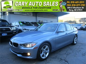 Picture of a 2014 BMW 328 I