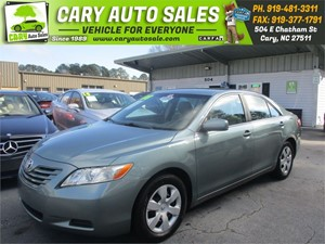 Picture of a 2008 TOYOTA CAMRY LE