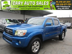 Picture of a 2008 TOYOTA TACOMA DOUBLE CAB PRERUNNER