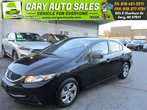 Picture of a 2014 HONDA CIVIC LX