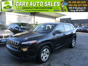 Picture of a 2014 JEEP CHEROKEE SPORT
