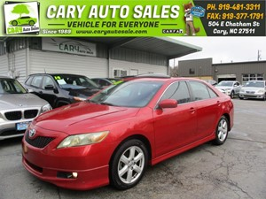 Picture of a 2007 TOYOTA CAMRY SE