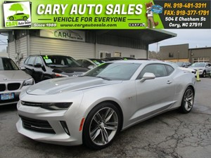 Picture of a 2017 CHEVROLET CAMARO LT RS Package