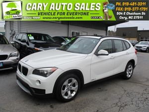 Picture of a 2014 BMW X1 SDRIVE28I