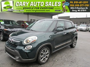 Picture of a 2014 FIAT 500L TREKKING