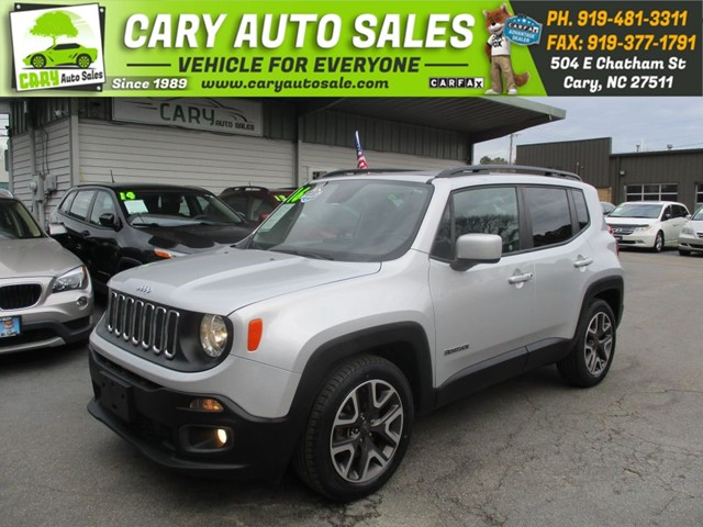 JEEP RENEGADE LATITUDE in Cary