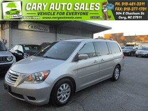 Picture of a 2009 HONDA ODYSSEY EX