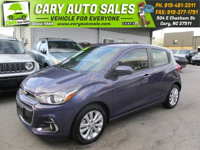CHEVROLET SPARK 1LT in Cary