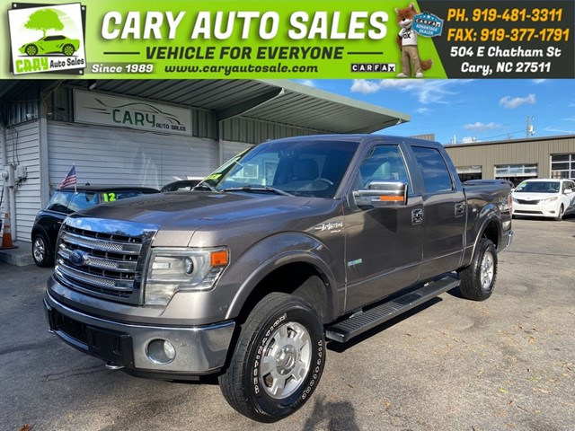 FORD F150 SUPERCREW Lariat High Roller Edition 4WD in Cary