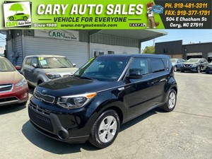 Picture of a 2015 KIA SOUL