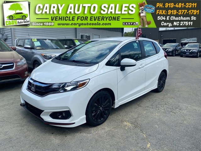 HONDA FIT SPORT in Cary