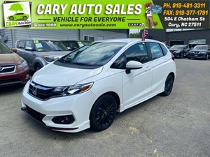 Picture of a 2018 HONDA FIT SPORT