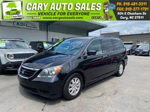 Picture of a 2010 HONDA ODYSSEY EXL