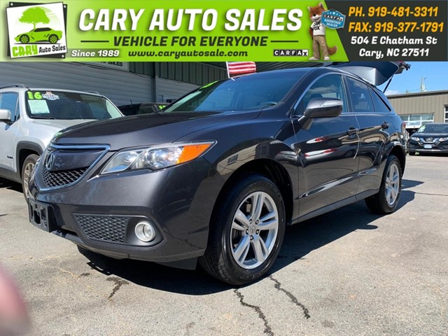ACURA RDX TECHNOLOGY AWD in Cary
