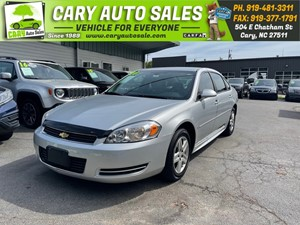 Picture of a 2010 CHEVROLET IMPALA LS