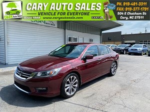 Picture of a 2014 HONDA ACCORD SPORT