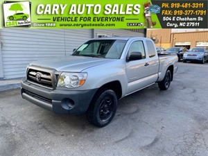 Picture of a 2008 TOYOTA TACOMA ACCESS CAB