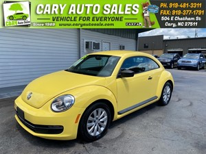 Picture of a 2015 VOLKSWAGEN BEETLE 1.8T