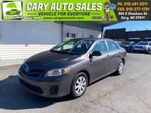 Picture of a 2012 TOYOTA COROLLA LE