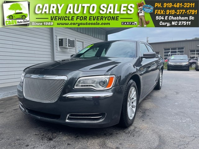 CHRYSLER 300 RWD in Cary