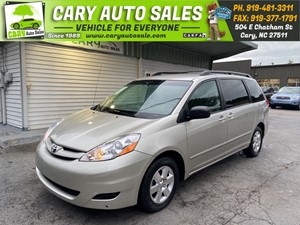 Picture of a 2007 TOYOTA SIENNA LE  8 Passenger