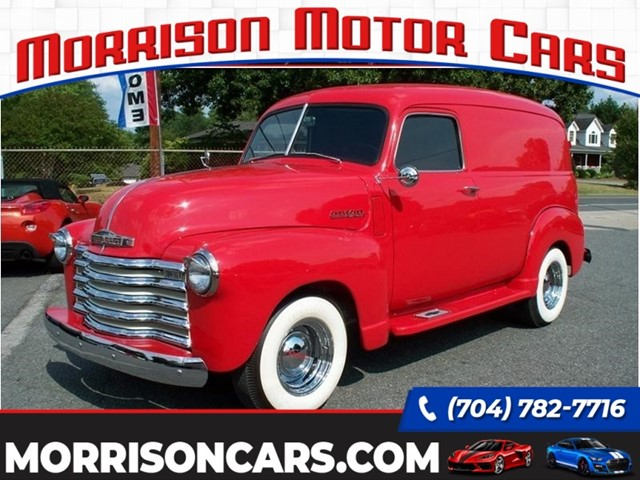 Picture of a used 1951 CHEVROLET 3100 Panel
