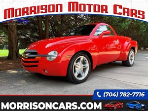 Picture of a 2003 Chevrolet SSR