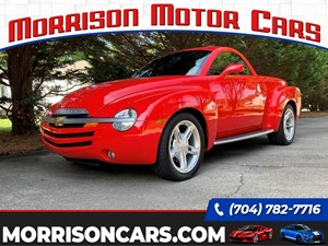 Picture of a 2004 Chevrolet SSR