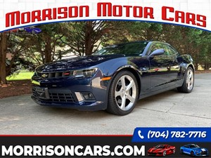 Picture of a 2015 Chevrolet Camaro SS