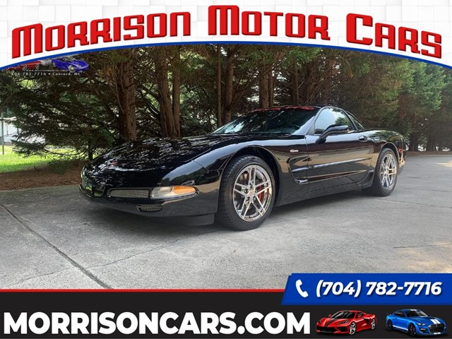 Picture of a used 2004 Chevrolet Corvette Z06