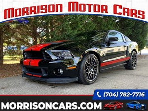 Picture of a 2013 Ford Mustang Shelby GT500