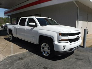 2017 CHEVROLET SILVERADO K1500 LT for sale by dealer