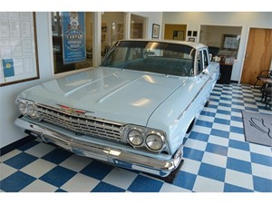 Picture of a 1962 CHEVROLET BEL AIR