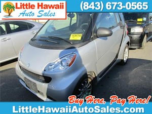 2012 SMART FORTWO PURE/PASSION for sale by dealer