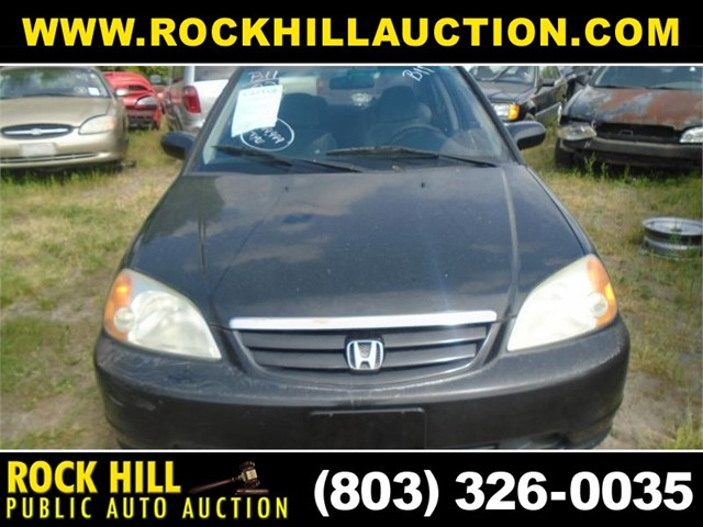 2002 HONDA CIVIC EX for sale by dealer