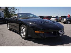 1995 Pontiac Firebird Formula TransAm Conv. for sale by dealer