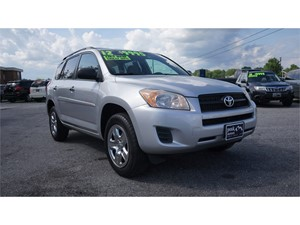 2012 Toyota RAV4 w/ 3rd Row for sale by dealer