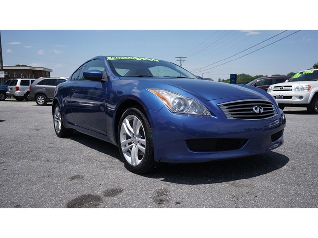 Infiniti G Coupe G37x AWD in Hickory