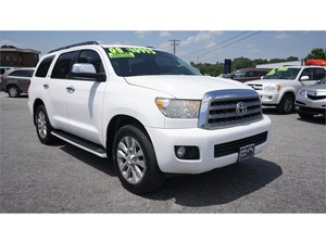 2008 Toyota Sequoia Limited 2WD for sale by dealer