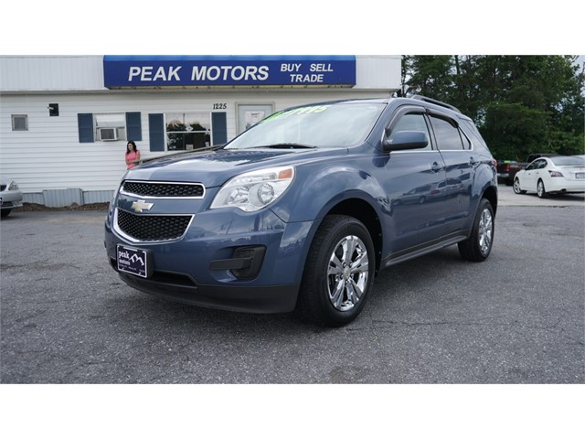 Chevrolet Equinox 1LT AWD in Hickory