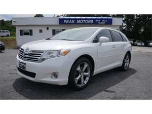 2010 Toyota Venza 4X4 V6 for sale by dealer