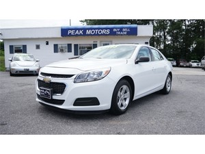 Picture of a 2016 Chevrolet Malibu Limited FL