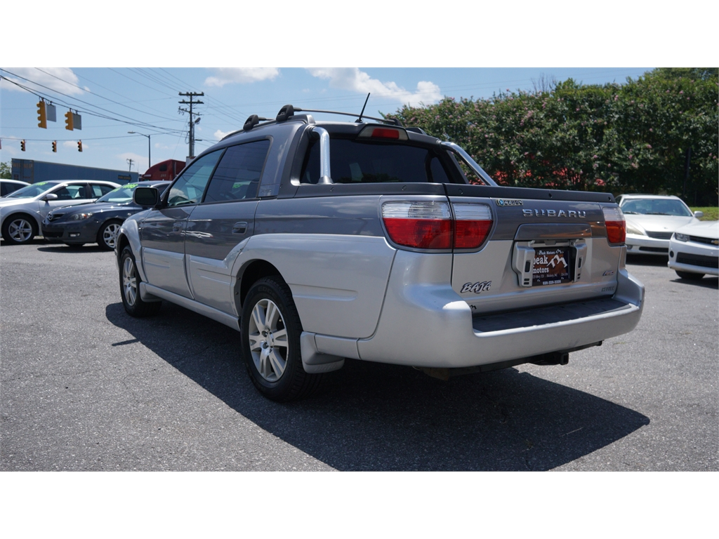 2005 Subaru Baja Turbo in Hickory
