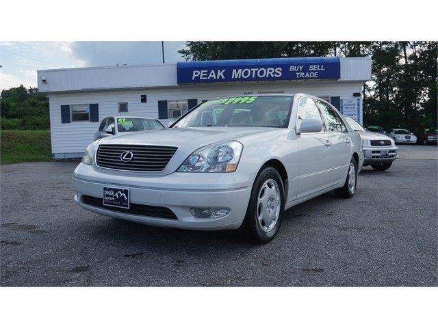 Lexus LS 430 Sedan in Hickory